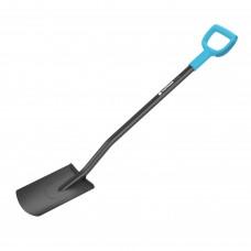 Лопата Cellfast IDEAL права 1160mm, 1,8 кг. цвят:черен