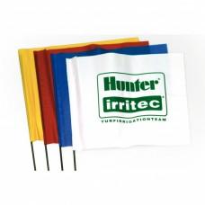 Флаг маркиращ Irritec Hunter Rain Bird Marking Flag БЯЛ