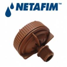 """Клапан дренажен автоматичен Netafim Flush Valve - 1/2"""""""