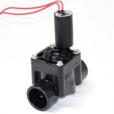 """Клапан електромагнитен Hunter PGV 100G-B - 1"""" без рег.на дебита със соленоид на 9V DC"""